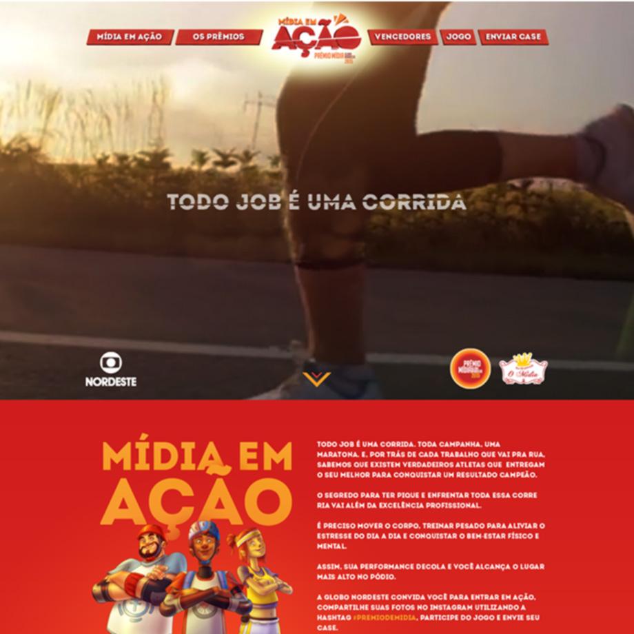 Prêmio de Mídia Globo Nordeste - 2015
